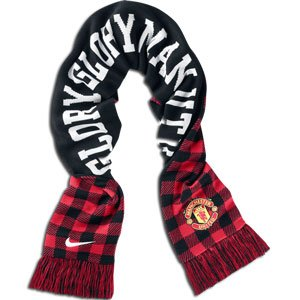 Nike Manchester United Supporter Scarf 13 by Nike