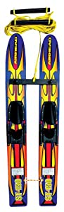 Buy AIRHEAD AHST-150 Trainer Water Skis by Airhead