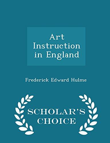 Art Instruction in England - Scholar's Choice Edition