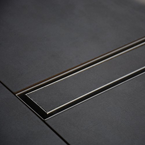 ean 3760084360106 caniveau pour douche l 39 italienne inox. Black Bedroom Furniture Sets. Home Design Ideas