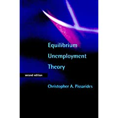 Equilibrium Unemployment Theory - 2nd Edition (9780262161879)