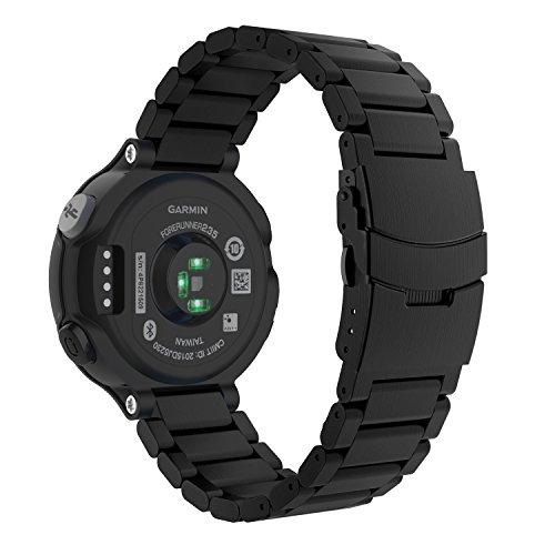 moko-garmin-forerunner-235-cinturino-braccialetto-in-acciaio-inossidabile-con-strumenti-per-garmin-f