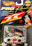 1998 - Mattel (マテル) - Team Hot Wheels (ホットウィール) - Pro Racing - Test Track Edition - NASCAR - Ernie Irvan - #28 Texaco - Ford (フォード) Thunderbird - Upper Deck コレクターカーd - Out of Production - New - Adult Collectible ミニカー ダイキャスト 車 自動車 ミニチュア 模型 (並行輸入)