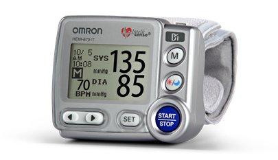 Cheap Omron HEM-670IT IntelliSense, WRIST Blood Pressure Monitors APS, On-Screen Graphing & PC Health Mgt (HEM-670IT)