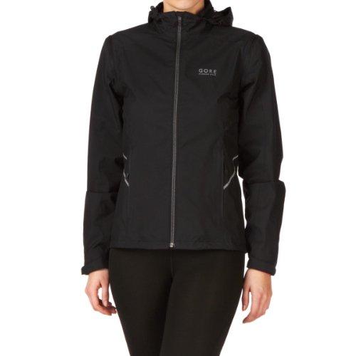 Gore Running Wear Women's Essential Windstopper Active Shell Zip-Off Jacket