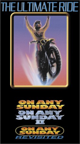 On Any Sunday [VHS] (On Any Sunday Ii compare prices)