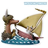 Max Sets Sail Where the Wild Things Are 2010 Hallmark Ornament