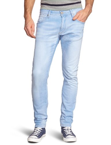 Jack and Jones Ben Original Relaxed Men's Jeans Washed W34INxL32IN