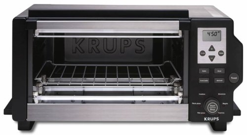 Krups Countertop Oven : ... Toaster: Krups FBC4-13 6-Slice Convection Digital Toaster Oven with