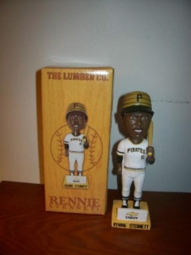 Rennie Stennett Pittsburgh Pirates Stadium Giveaway Bobbing Head - 1
