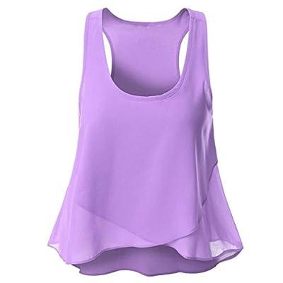 Changeshopping Fashion Women Summer Chiffon Casual Cool Candy colors Blouse