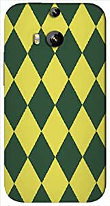 Timpax protective Armor Hard Bumper Back Case Cover. Multicolor printed on 3 Dimensional case with latest & finest graphic design art. Compatible with HTC M8 Design No : TDZ-22278