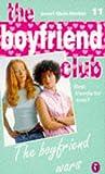 The boyfriend Club #11: THE BOYFRIEND WARS (0140378723) by Quin-Harkin, Janet