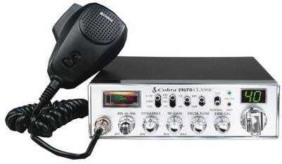 Cobra 29LTD 40-Channel CB Radio