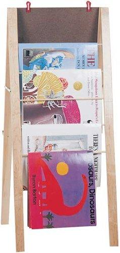 Jonti-Craft Teacher Childrens Easel-Standard Color-Material - Wood