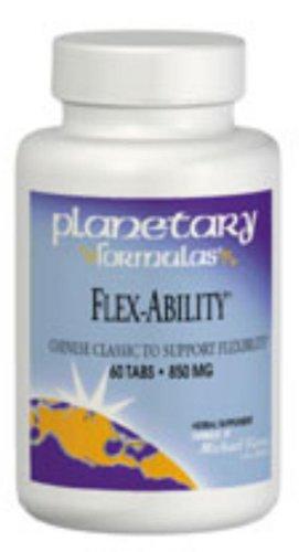 Buy Flex-Ability 120T (Planetary Herbals, Health & Personal Care, Products, Health Care, Pain Relievers)