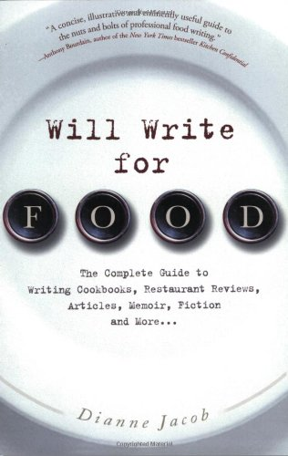writing a cook book