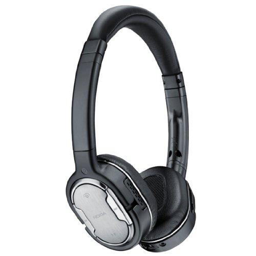 Nokia BH-905i Stereo Headset Fits Nokia N8 - Black