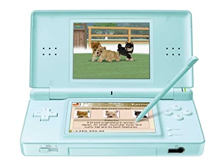 Nintendo DS Lite Handheld Console (Turquoise)
