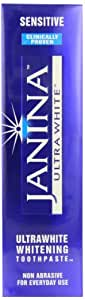 Janina Ultra White Sensitive Whitening Toothpaste