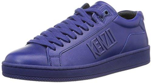 Kenzo - Tenniz, Sneakers da uomo, blu (nappa outremer), 45