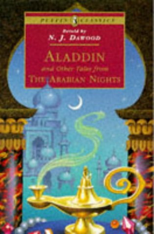 Aladdin and Other Tales from the Arabian Nights (Puffin Classics), Anonymous