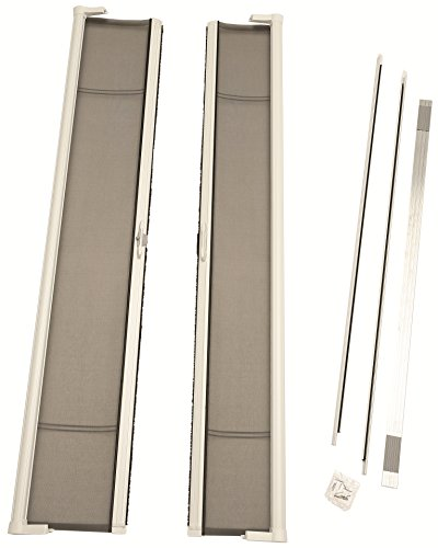 Odl inc skylights brddtwe tall double door single pack for Retractable double screen door