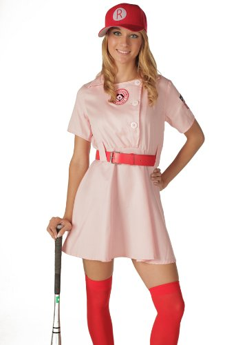 League of Their Own Rockford Peaches Dlx Costume (Large / X-Large)