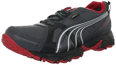 Puma Pumafox GTX® 186415, Herren Sportschuhe - Running, Grau (dark shadow-black-ribbon red 1), EU 40 (UK 6.5) (US 7.5)