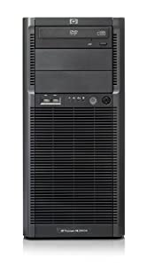 Hp Proliant Ml330 G6 637079-001 5U Tower Entry-Level Server - 1 X Xeon E5603 1.6Ghz