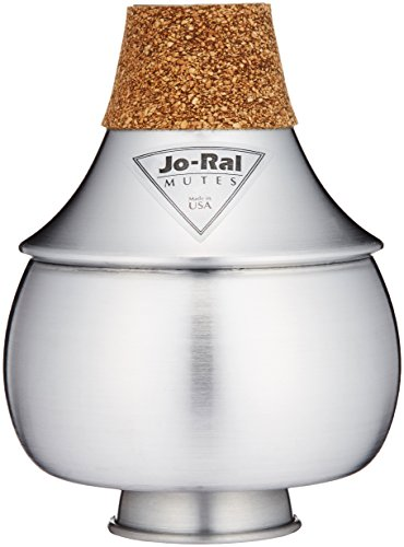 Jo-Ral Trompetendämpfer in Blasenform, Aluminium