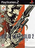 Metal Gear Solid 2 - Sons Of Liberty (PS2)