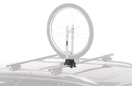 Thule 593 Wheel-On Rooftop Bicycle Wheel Carrier