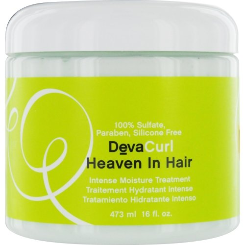 Deva Heaven In Hair Intense Moisture Treatment, 16 Ounce (Curly Hair Deep Conditioner compare prices)