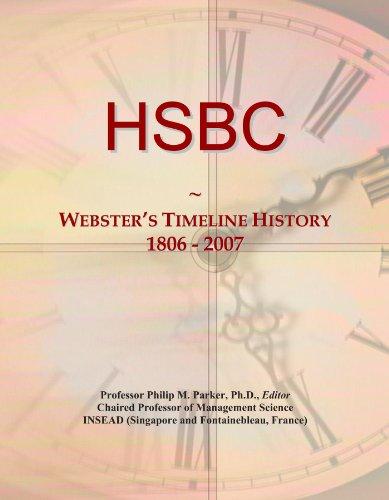 hsbc-websters-timeline-history-1806-2007