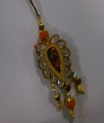 Rakhi - Lumba for Bhabhi (Sister in Law)
