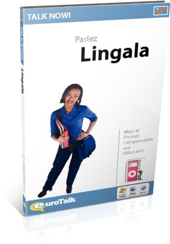 Talk Now! Learn Lingala : Essential Words and Phrases for Absolute Beginners (PC CD)
