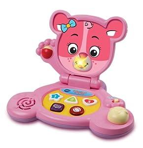 VTech Baby Bear Laptop (Pink)