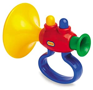 Tolo Toys - Trompeta de juguete por TOLO Toys