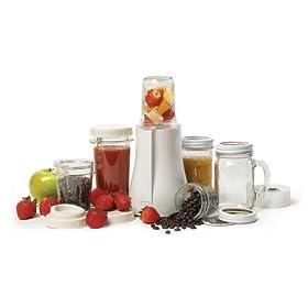 Tribest PB-350  BPA Free Mason Jar Personal Blender