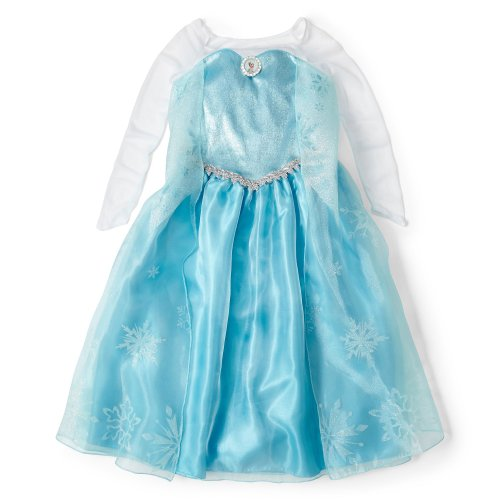 Disney Elsa Frozen Costume (5/6 or S)