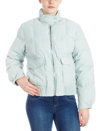 Timberland Women's Essential Down Jacket Pale Blue 28439-158 Uk 12