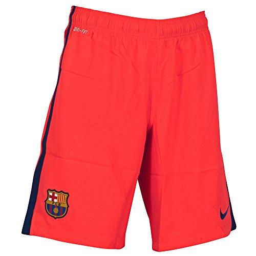 2014-2015 Barcelona Away Nike Football Shorts