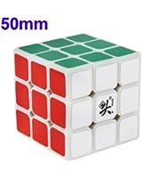 50mmNouveau 3x3x3 Puzzles Cube Professionnelle 6 couleur Record du monde de vitesse Cube Magique speed cube