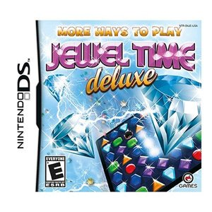 O-Games 209635 Jewel Time Deluxe -Nintendo DS