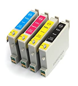 Epson Stylus D88 Full Set Compatible Printer Ink Cartridges