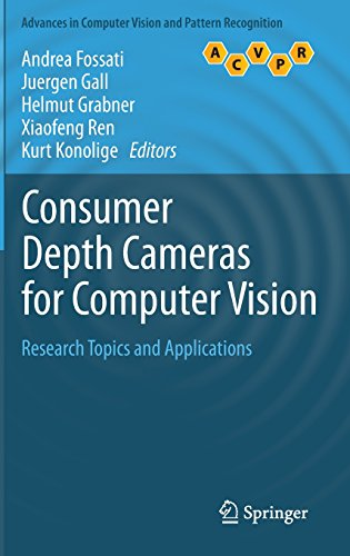 Consumer Depth Cameras for Computer Vision: Research Topics and Applications