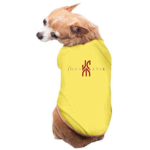 MayFay John Carter Fantasy Science Fiction Dog Accessories Yellow Small (Infinite Santa 8000 compare prices)