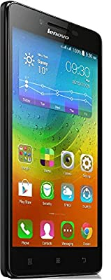 Lenovo A6000 (Black, 8 GB)