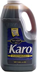 Karo Dark Corn Syrup - 1 gallon